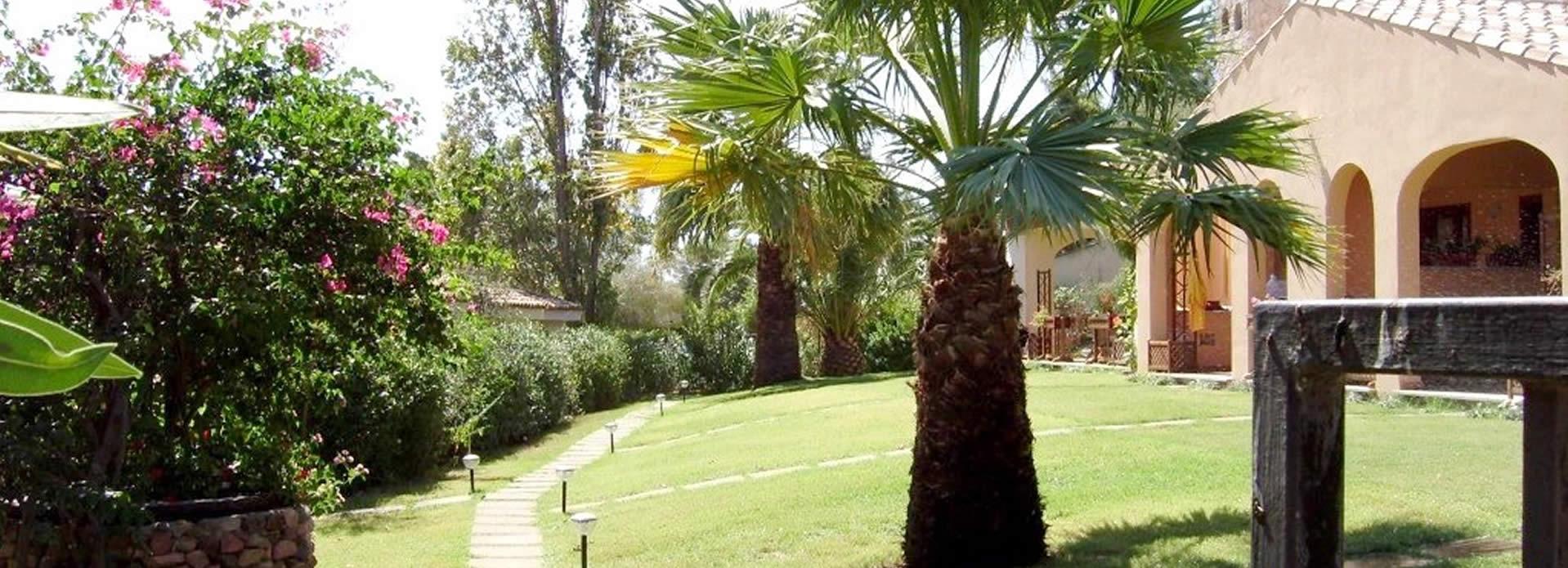 Immagine del residence Luna Rossa a Costa Rei, Sardegna