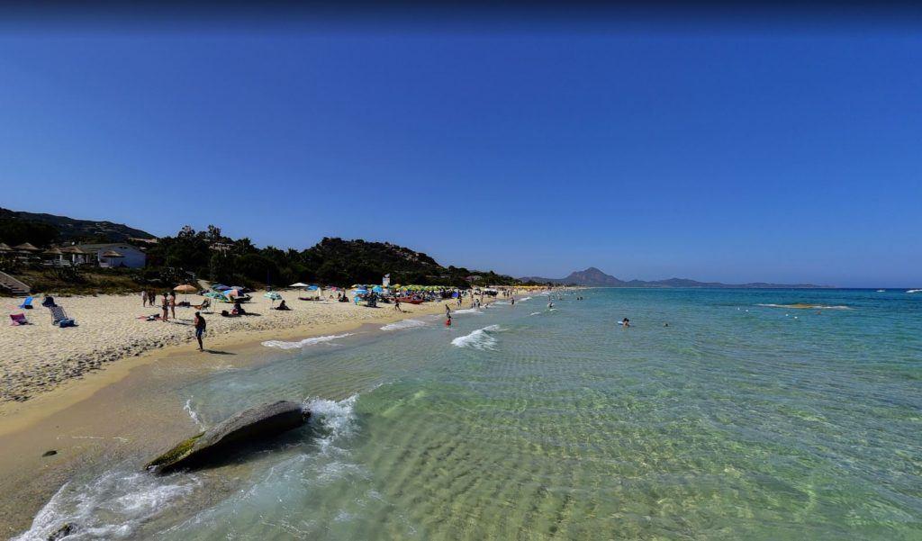Bilder des Meeres von Costa Rei - Foto 6