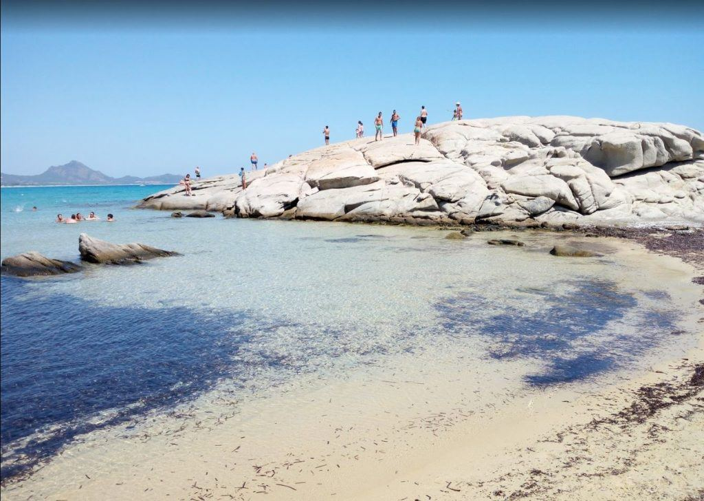 Immagini del mare di Costa Rei - Foto 5