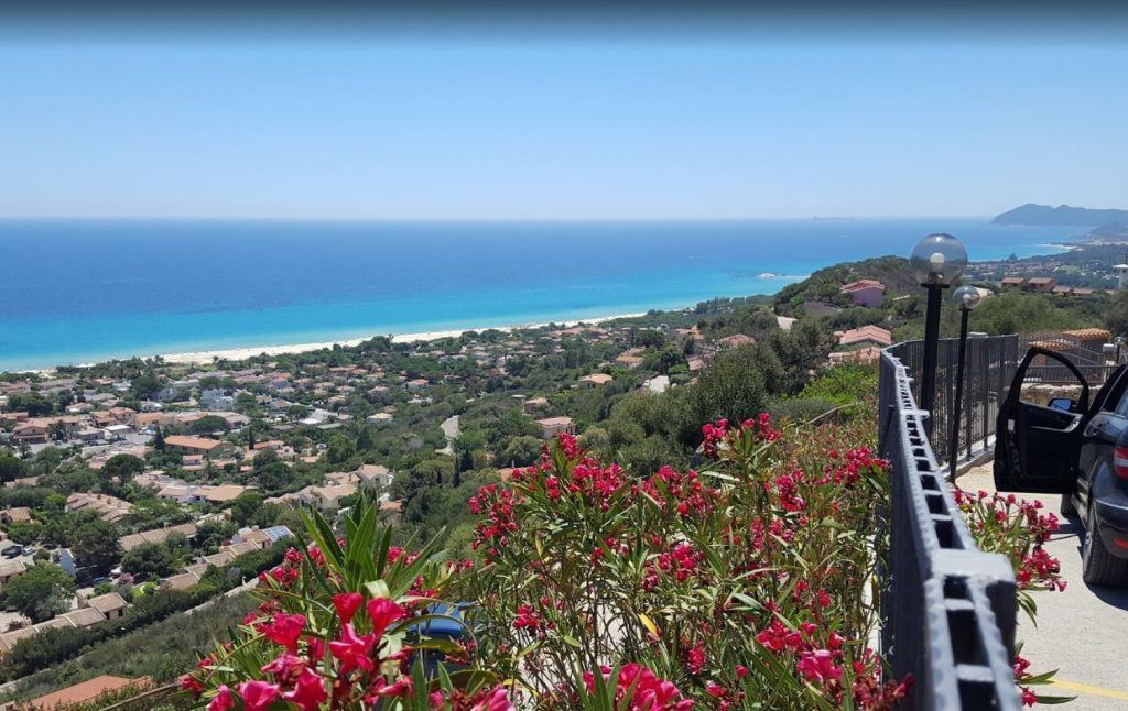 Bilder des Meeres von Costa Rei - Foto 2
