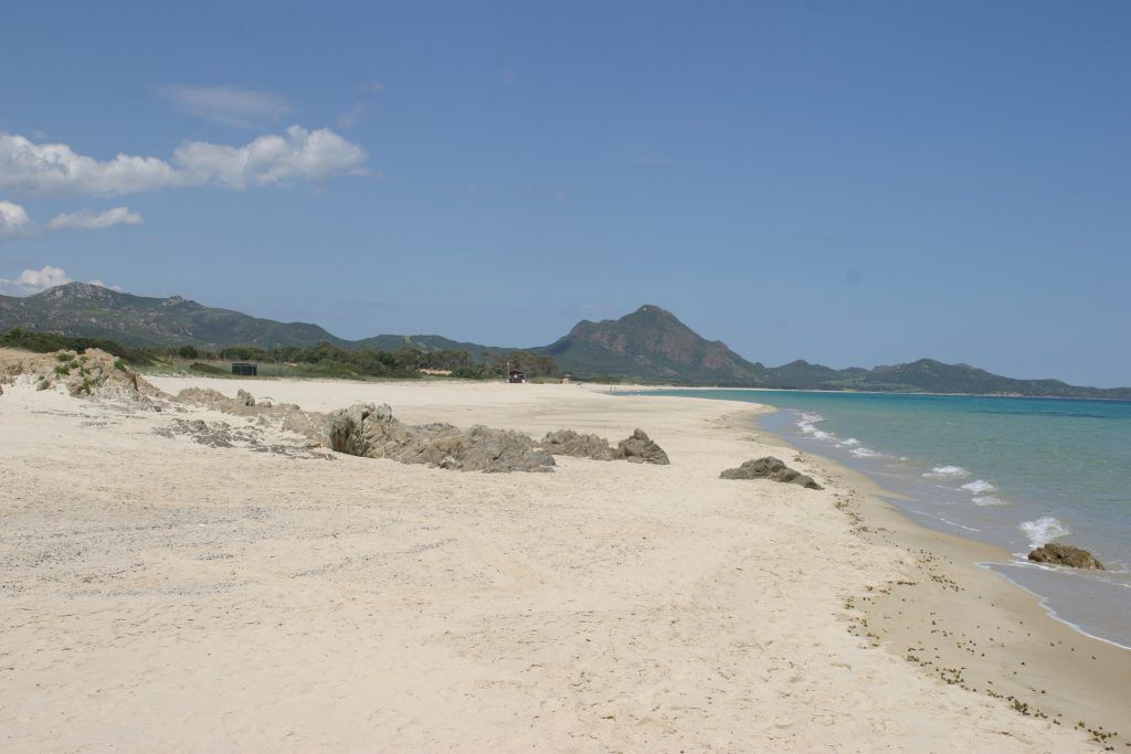 Bilder des Meeres von Costa Rei - Foto 14